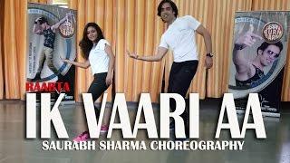 Ik Vaari aa I Dance Choreography I Sushant Singh Rajput I Raabta I Easy Steps