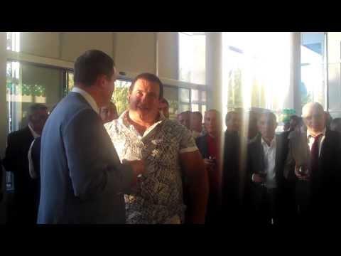 Zham.am/ «ԳԱԶ» ընկերության ներկայացուցչության բացումը Հայաստանում-1