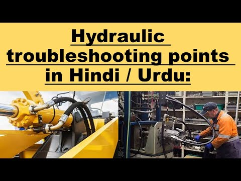 HYDRAULIC Troubleshooting Interview questions in Hindi/ Urdu Part 01.