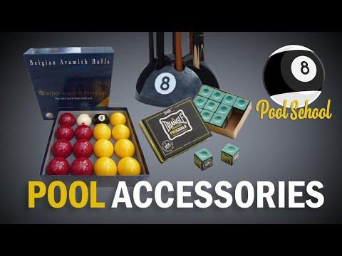 Pool Table Accessories | Pool School