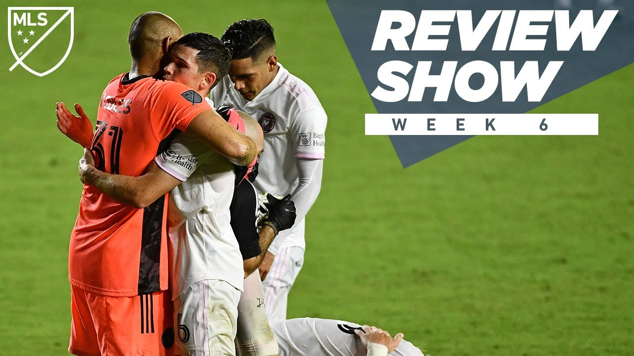 Inter Miami Wins First Ever Home Game & Seattle Sounders Make a Statement in Portland
