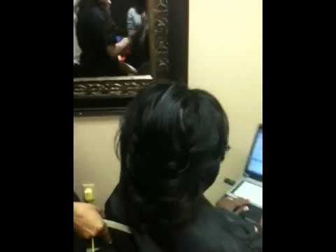 relaxed hair client houston tx youtube. Black Bedroom Furniture Sets. Home Design Ideas