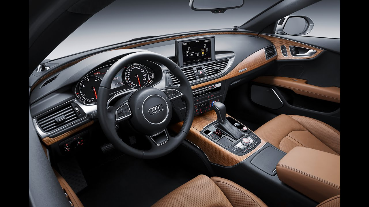 Audi A7 INTERIOR 2015 Sportback Review Commercial CARJAM TV 2014 ...