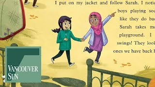 Kindergarten teacher authors heartwarming children's book about Muslim girl | Vancouver Sun