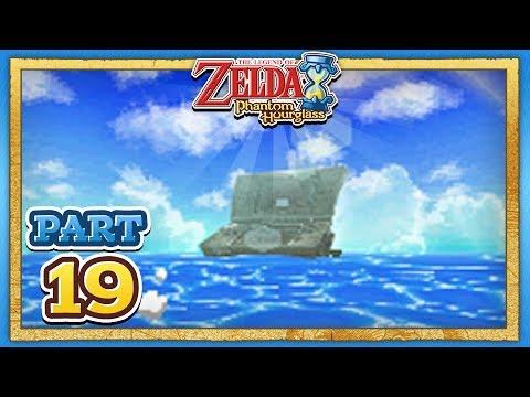 The Legend of Zelda: Phantom Hourglass - 19 - Dee Ess Island!