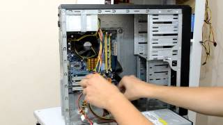 Reforma de gabinete e casemod #1 - Velho PC novo