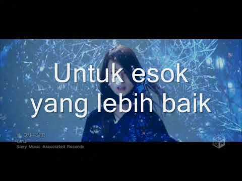 Uru - Freesia Lirik Indonesia