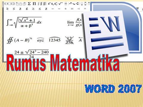 cara-mengetik-rumus-matematika-di-ms-word-2007