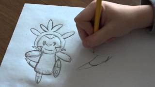 How to draw Chespin Quilladin and Chesnaught