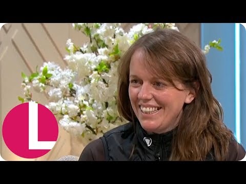 Jenny Graham Becomes the Fastest Woman to Cycle Around the World   Lorraine