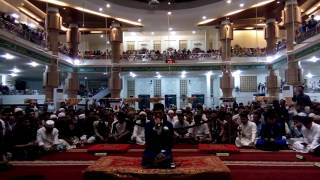 Resepsi Akad Nikah UST. MUZAMMIL HASBALLAH, ST & Sonia Ristanti Di Masjid Oman Banda Aceh ( PART 1 )