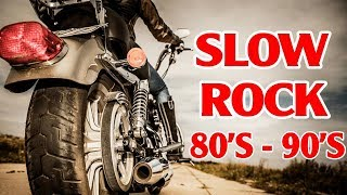 Greatest ROCK HITS 4EVER #4 (Slow Rock Love Songs 80's 90's)