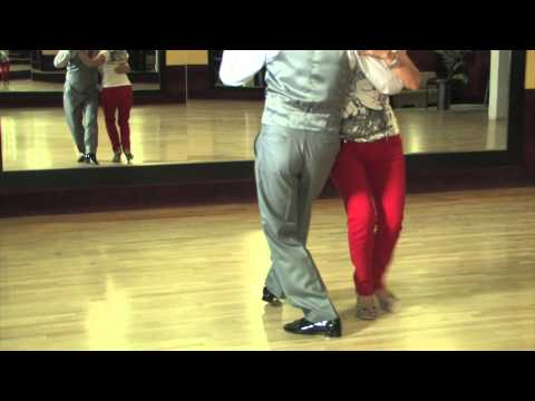 Beginner Argentine Tango Class Notes (Figures)