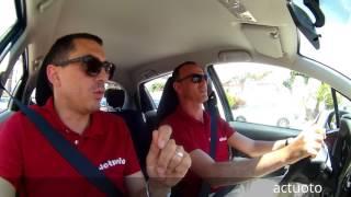 Actuoto : Toyota Yaris, Du Ninja Dans L'âme (3/3) Sur La Route