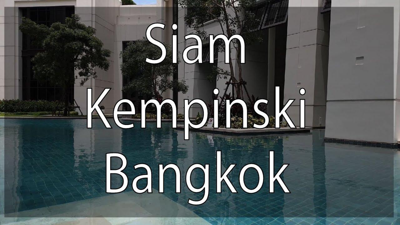 Siam Kempinski Hotel Bangkok ► Full Review