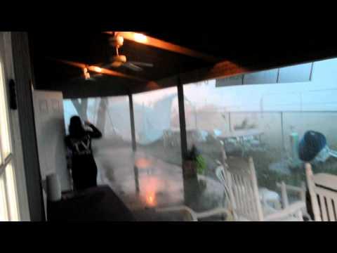 Insane Storm / Tornado - Sun 'n' Fun 2011