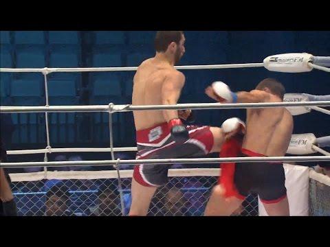 Vladislav Zatirka vs Nabi Ashurlaev, WMMAA Finals