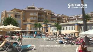 STAFA REISEN Hotelvideo: RIU Atlantico, Costa de la Luz