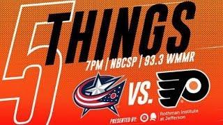 NHL 18 PS4. REGULAR SEASON 2017-2018:Columbus BLUE JACKETS VS Philadelphia FLYERS.02.22.2018.(NBCSN)