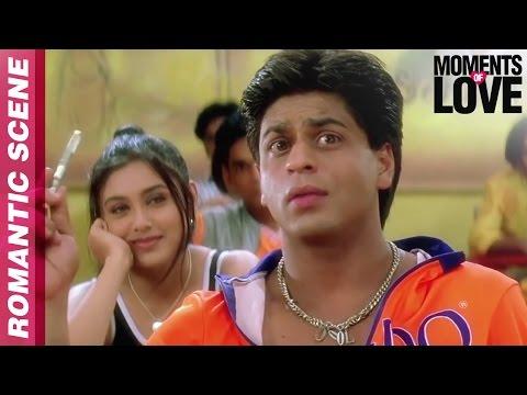 Pyaar Dosti Hai - Kuch Kuch Hota Hai - Shahrukh Khan, Kajol, Rani Mukherjee - Moments of Love