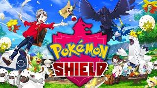 Pokémon Shield - We All Live in a Pokémon World