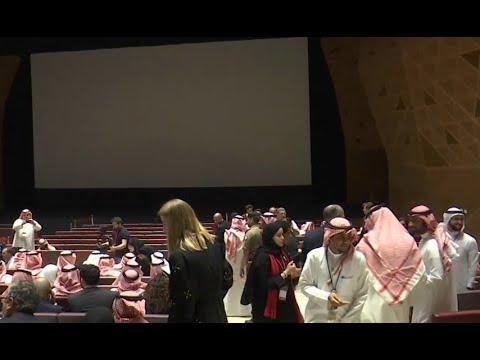 Arab Saudi Akhirnya Putar Film di Bioskop Perdana