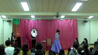 ミュージカル『白雪姫』大阪信愛女学院短期大学合唱部 楓祭2017.10.29