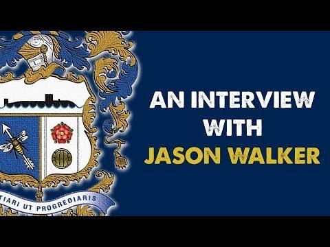 An Interview with Jason Walker