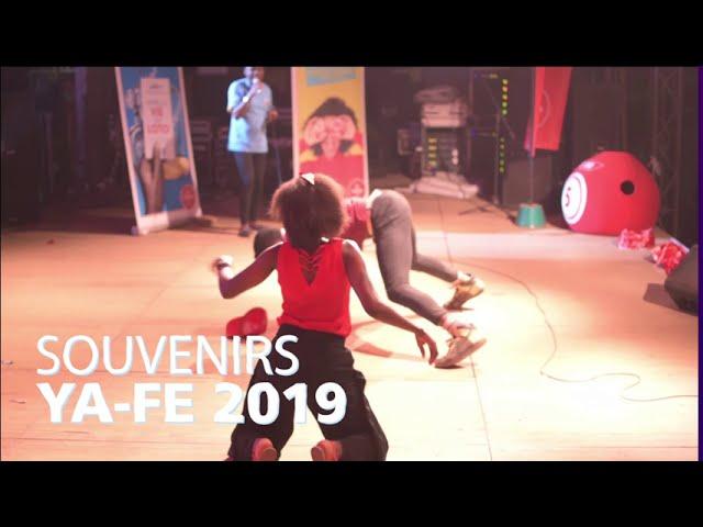 Souvenirs Ya-Fe 2019 - Concours de danse adultes