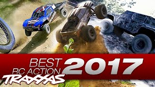Best RC Action of 2017 | Traxxas