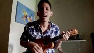 zoio de lula o sol ukulele cover