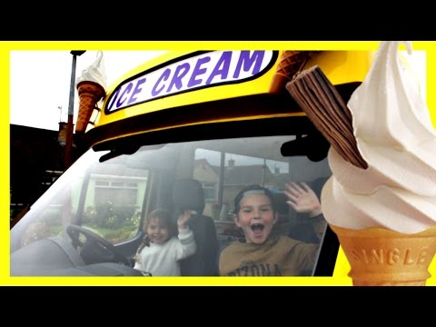 ICE CREAM VAN - MR WHIPPY ICE CREAM!