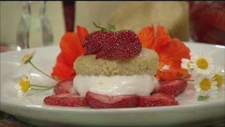 Mass Appeal Gluten-free Strawberry Shortcake