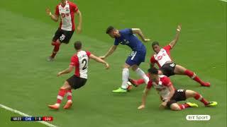 Chelsea 2-0 Southampton FA Cup Semi-Final Highlights