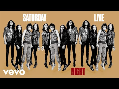 Greta Van Fleet - You're The One (Live on SNL / 2019)