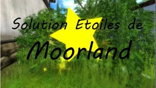 Star Stable - Solution Etoiles de Moorland !