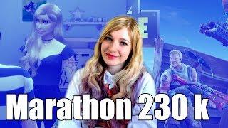 Partie 1 : MARATHON 230K - SIMS 4 & FORTNITE