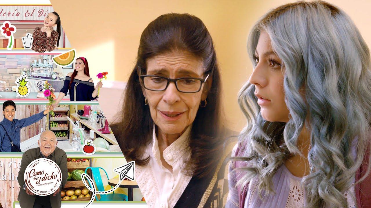 Valeria culpa a su abuela por la muerte de su madre | No hay mejor remedio... | Como dice el dicho