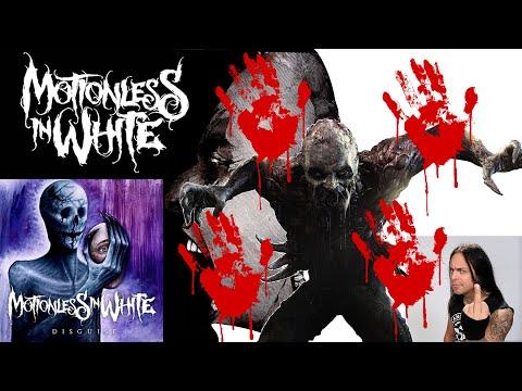 NEM AKAR MEGFÁRADNI EZ AZ EGÉSZ SZ*R... | Motionless In White - Disguise (2019)