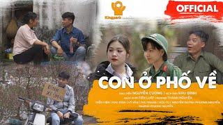 [ Nhạc Chế ] CON Ở PHỐ VỀ | Hồng nhan Parody |  Khu Đình OFFICIAL
