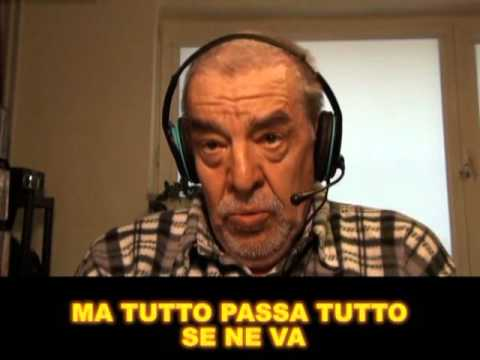 CHE SARA -  italy LYRICS -   PATRIZIO BUANNE -    ORKISZ LESZEK SINGS