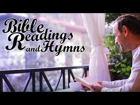 Bible Reading and Hymns: John Chapter 16