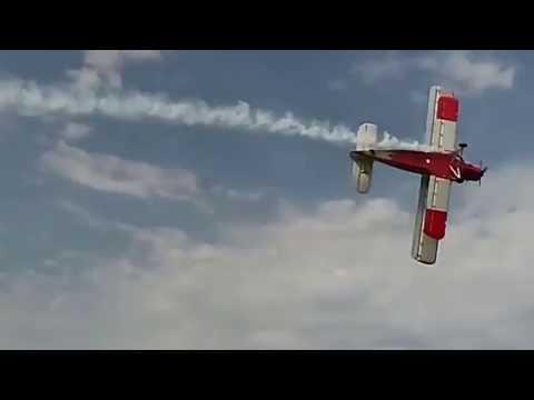 На авиашоу в Балашихе разбился Ан-2