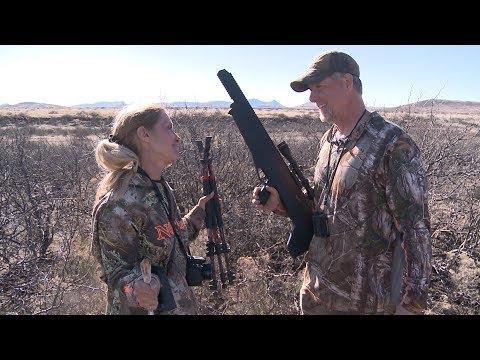 Jack Rabbit Hunt In Arizona With Benjamin Airgun
