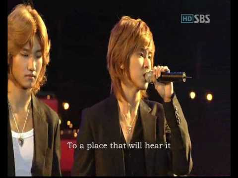 Tvxq hookup on earth sub espanol