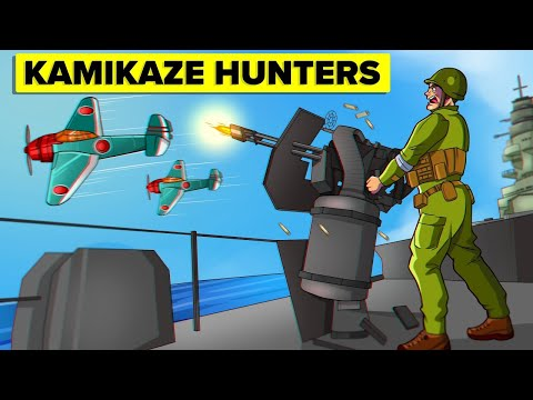 Why Kamikaze Attacks Failed Against the British During World War 2