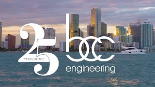 BCC Engineering - Celebrating 25 Years of BCC!