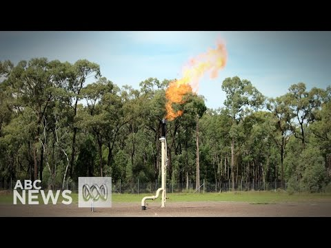 NSW farmers split over Santos' coal seam gas expansion