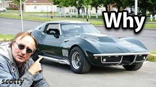 Here'S Why This Chevy Corvette Gets A Free Car Battery For Life