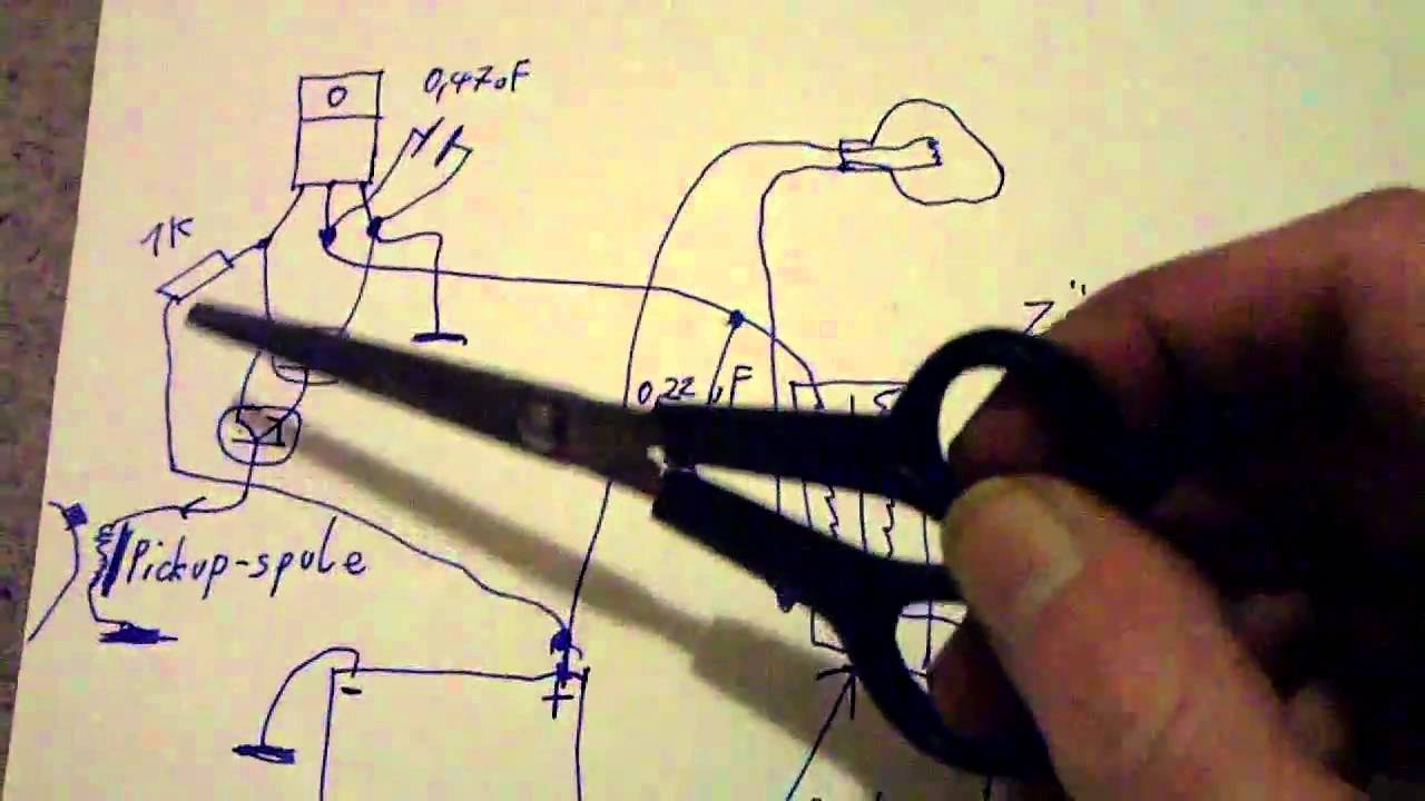 Roller Tuning auf Mosfet Zündung, Cdi durch Transistor ersetzen ...